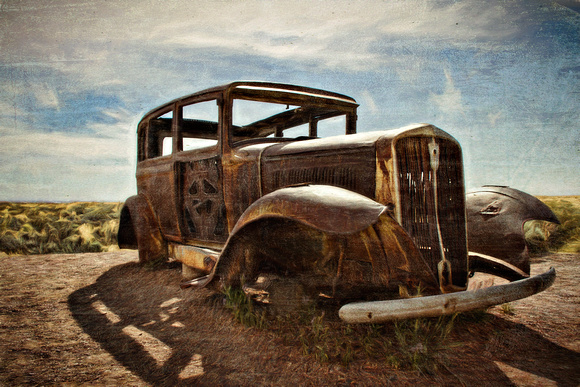 Relic on Route 66