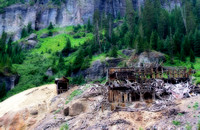Old Mines & Ghost Towns